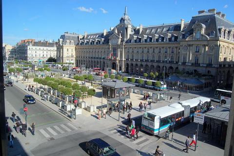 La vignette crit air entrera en vigueur à Rennes dès le 1er octobre
